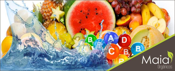 Las frutas son fuente de vitaminas