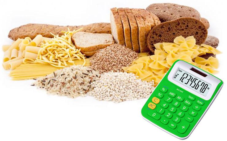 Calculadora de Carbohidratos