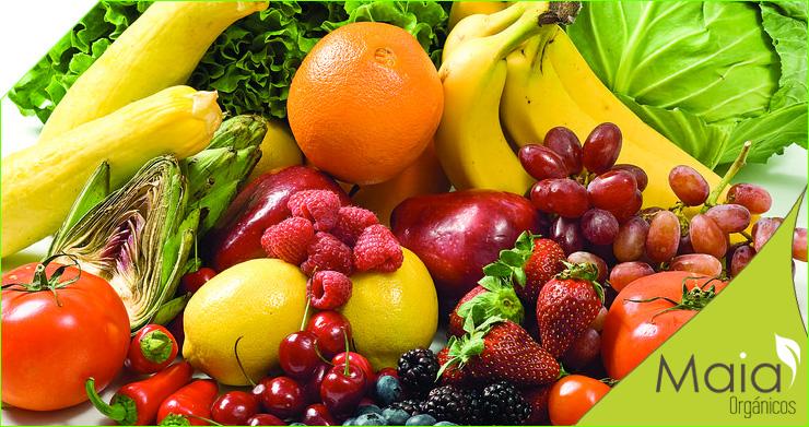 Solo frutas y verduras