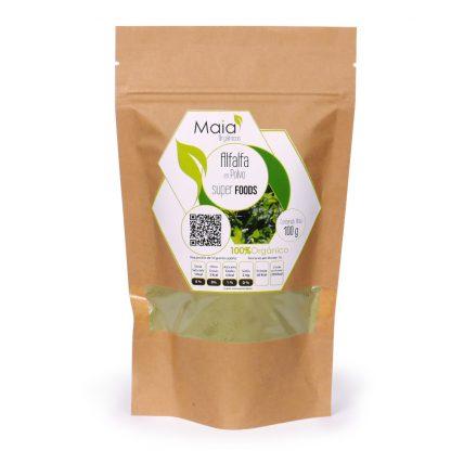 Alfalfa en Polvo 100 Gramos