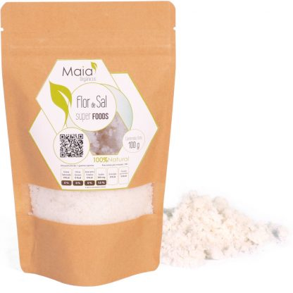 Flor de sal 100 gramos