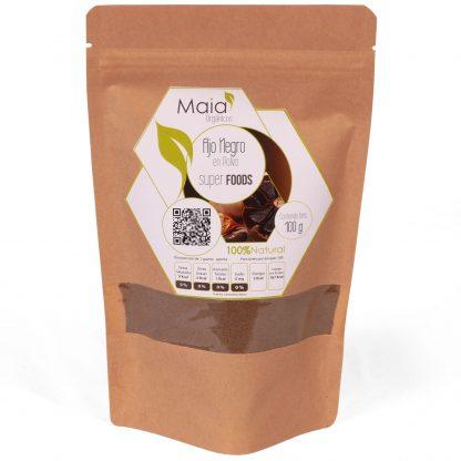 ajo negro polvo 100 gramos - super alimento