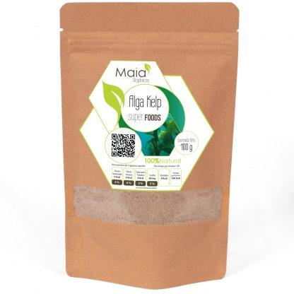 alga kelp 100 gramos superalimento