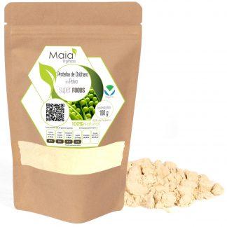 proteína de chícharo 100 Gramos