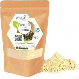 SuperFood Sacha Inchi proteína en Polvo 100 Gramos