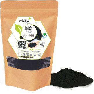 SuperFood Carbón Activado en Polvo 100 g